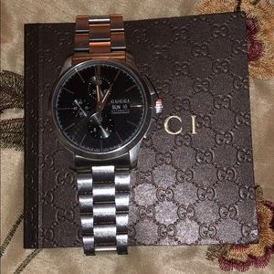 Gucci Men's Watch - G-Timeless Chronograph Auto